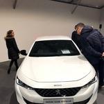 Ekskluzivno: vozili smo Peugeota 508 Hybrida (foto: Sebastjan Plevnjak)