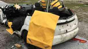 Tudi svojci žrtev prometnih nesreč so žrtve same po sebi