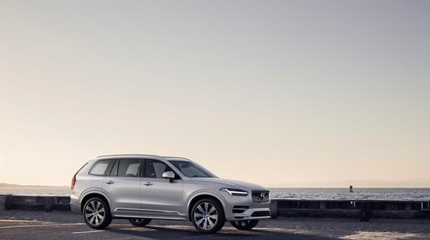 Priključni hibridi zdaj na voljo v vseh vozilih znamke Volvo (foto: Volvo)