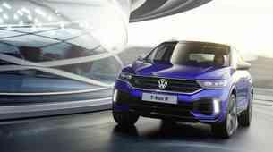Volkswagen T-Roc R bo dihal z Akrapovičevo pomočjo