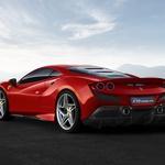 Novi Ferrari F8 Tributo je poklon najzmogljivejšemu osemvaljniku na svetu (foto: Ferrari)