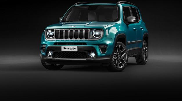 Jeep se pripravlja na zagon proizvodnje elektrificiranih avtomobilov (foto: FCA)