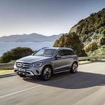 Daimler je prenovil Mercedes-Benz GLC (foto: Daimler)