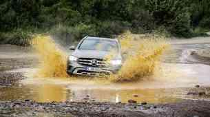 Daimler je prenovil Mercedes-Benz GLC
