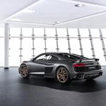 Audi s posebno serijo R8 proslavlja desetletnico motorja V10 (foto: Audi)