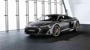 Audi s posebno serijo R8 proslavlja desetletnico motorja V10