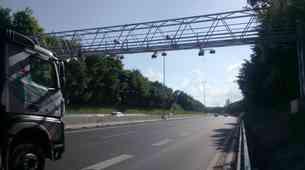 Evropa učinkoviteje nad neplačnike cestnin na avtocestah