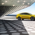 Škoda s študijo Vision iV napoveduje nov korak v električno mobilnost (foto: Škoda)