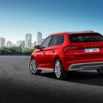 Ženeva 2019: Škoda predstavlja naslednika priljubljenega modela Yeti (foto: Škoda)