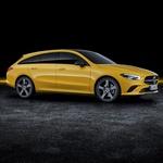 Ženeva 2019: Mercedes predstavlja novi CLA Shooting Brake (foto: Mercedes-Benz)