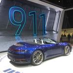Ženeva 2019: Novi Porsche 911 (foto: Dušan Lukič)