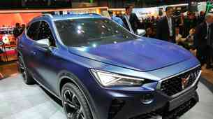 Ženeva 2019: Cupra in športni SUV s španskim temperamentom