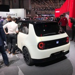 Ženeva 2019: Honda bo v Evropi do leta 2025 povsem električna (foto: Dušan Lukič)