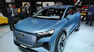 Ženeva 2019: Audi z električnimi in elektrificiranimi novostmi