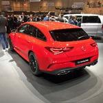 Ženeva 2019: Mercedes predstavlja novi CLA Shooting Brake (foto: Sebastjan Plevnjak)
