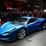 Ženeva 2019: Ferrari predstavlja naslednika modela 488 GTB, F8 Tributo (foto: Ferrari)