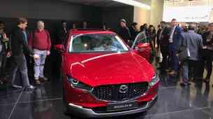 Ženeva 2019: Mazda predstavlja še tretjega športnega križanca