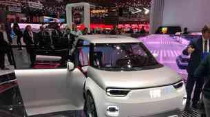 Ženeva 2019: Ob 120. obletnici Fiat predstavlja koncept '120'