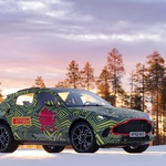 Video: Aston Martin DBX prestal zimska testiranja (foto: Aston Martin)