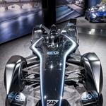 Mercedes-Benz vstopa v formulo E (foto: Daimler)