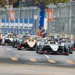 Formula E: V Hongkongu zmaga za Mortaro (foto: Formula E)