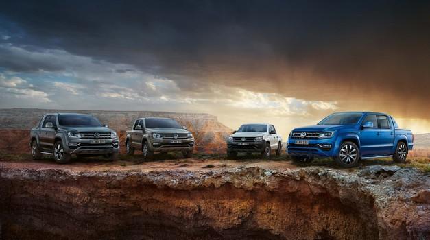 Volkswagen in Ford bosta skupaj razvila Amaroka in Rangerja (foto: Volkswagen)