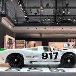 Porsche praznuje 50. obletnico dirkalnika 917 - tudi z novim prototipom (foto: Porsche)
