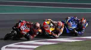 MotoGP VN Katarja: Konec čakanja