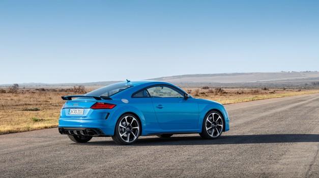 Audi TT naj ne bi dobil naslednika (foto: Audi)