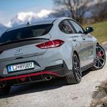 Novo v Sloveniji: Hyundai i30 N Fastback (foto: Uroš Modlic)