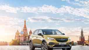 Opel se vrača v Rusijo