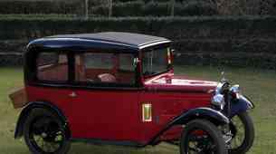 Zgodovina: Austin - steber britanske avtomobilske industrije
