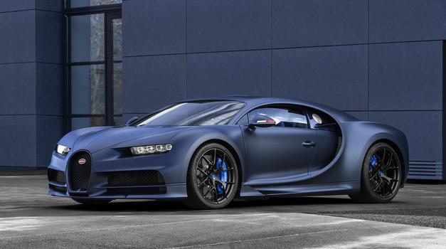 Tudi Bugatti se podaja v električne vode (foto: Bugatti)