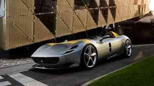 Ferrari osvojil zlato nagrado iF Design