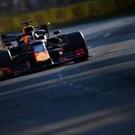 Formula 1: Bottas veličastno (foto: Red Bull)