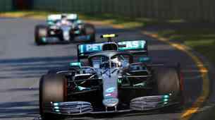 Formula 1: Bottas veličastno