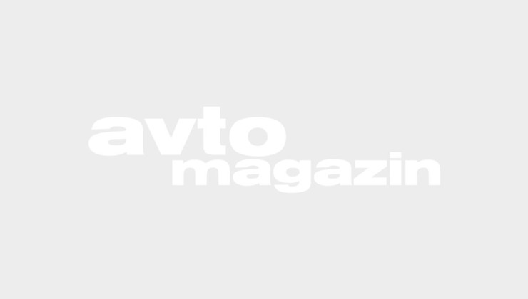 Makedonska voznica kartinga prehitela po notranji strani in zletela v gume