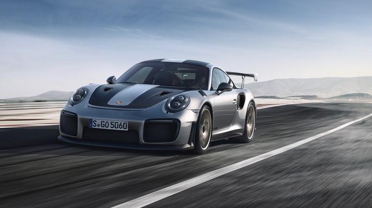 Porsche bo nadomestil 'potopljene' primerke GT 2 RS (foto: Porsche)