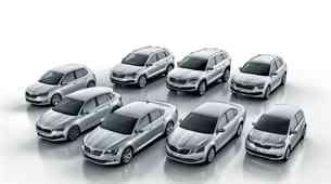 Škoda s 30 novimi modeli do leta 2023