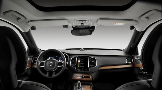 Volvo bo preprečeval vožnjo v opitem stanju (foto: Volvo)