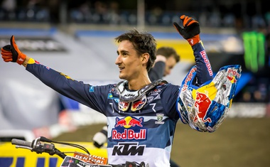 Monster Energy Supercross: drama v Seattlu (video)