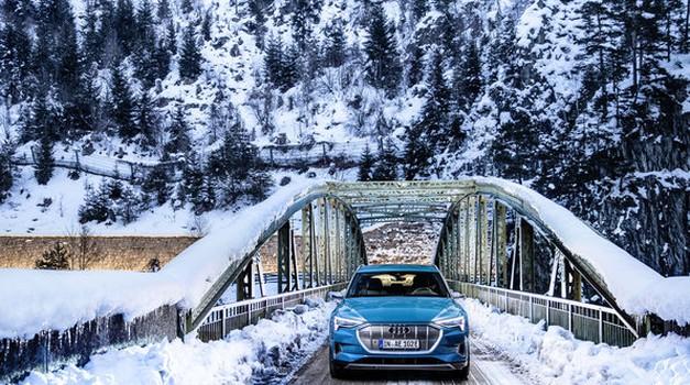 V Evropi čedalje več električnih in hibridnih vozil (foto: Audi)