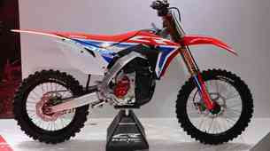 Motokros: Honda predstavila električni motocikel