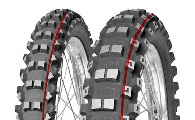 Mitas predstavil novo linijo pnevmatik za motokros