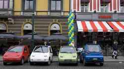 Norveška: prestolnica električnih avtomobilov
