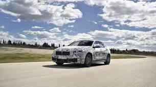 BMW serije 1 kaže prve obrise