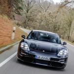 Porsche Taycan v zadnji testni fazi (foto: Porsche)
