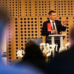 Konferenca e-Mobilnost v občinah 2019: med mestnimi občinami najboljša Ljubljana, med občinami Bled (foto: Saša Kapetanovič)