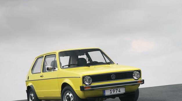 Drugi ljudski avto praznuje 45. rojstni dan (foto: Volkswagen)