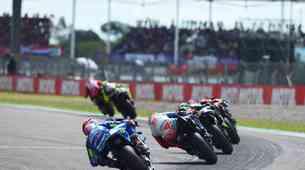 MotoGP VN Argentina: Tango za enega